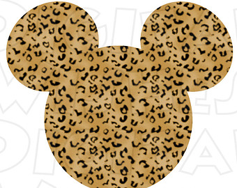 Mr. Mickey Mouse and Mrs. Minnie Mouse clip art Digital image.