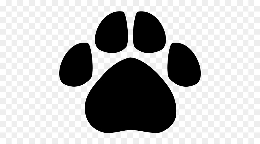 Paw Print png download.