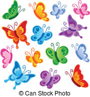 Lepidoptera Vector Clip Art EPS Images. 637 Lepidoptera clipart.