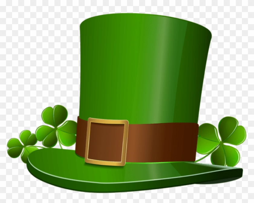 Free Png Download Green Leprechaun Hat Png Images Background.
