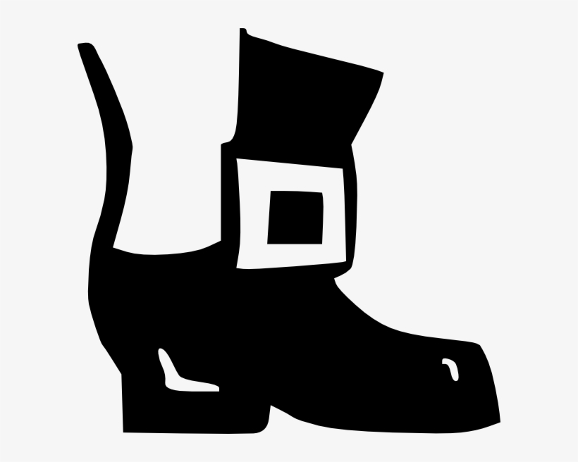 Svg Freeuse Library Cowboy Boots Clipart Black And.