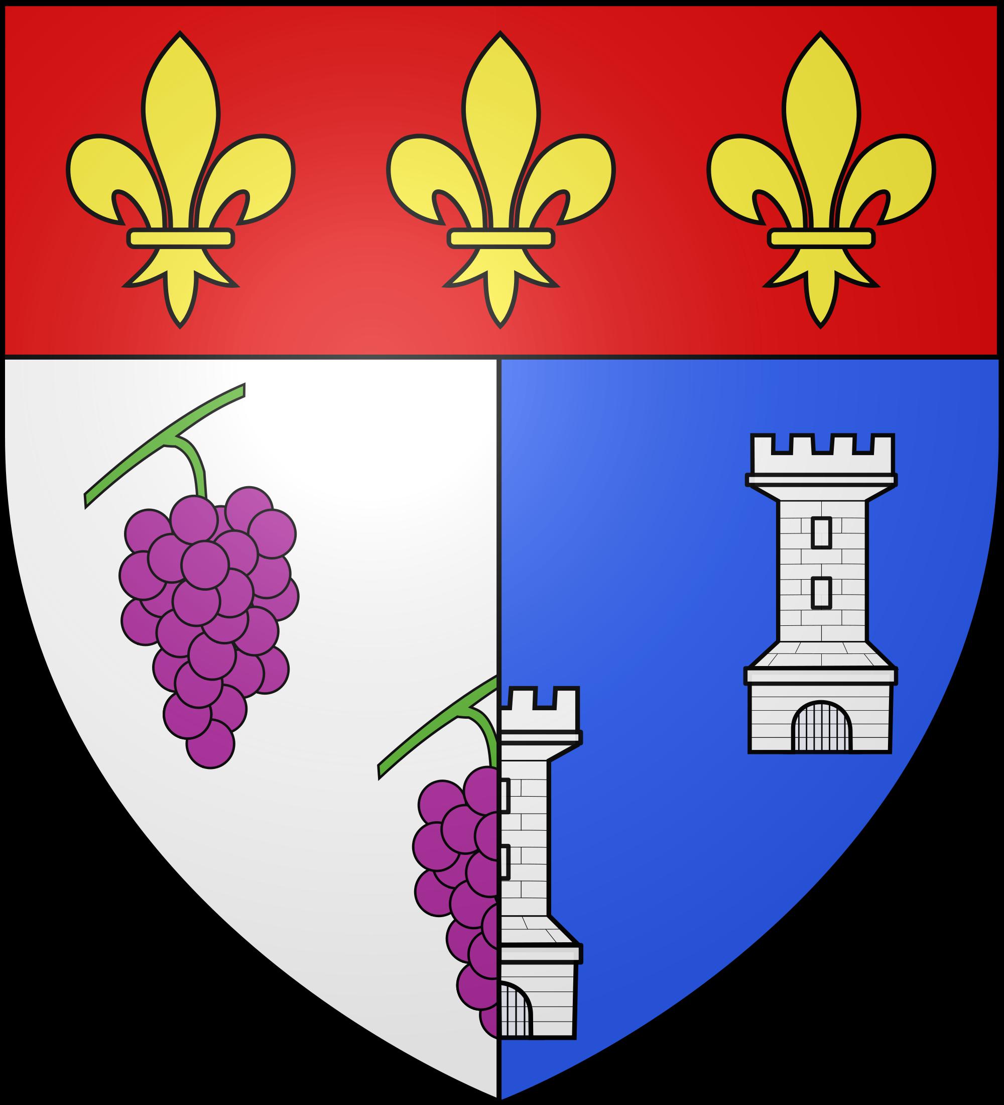 File:Blason ville fr Les Andelys (Eure).svg.