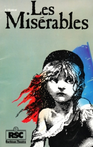 Les Misérables (Musical and Film) Logo.