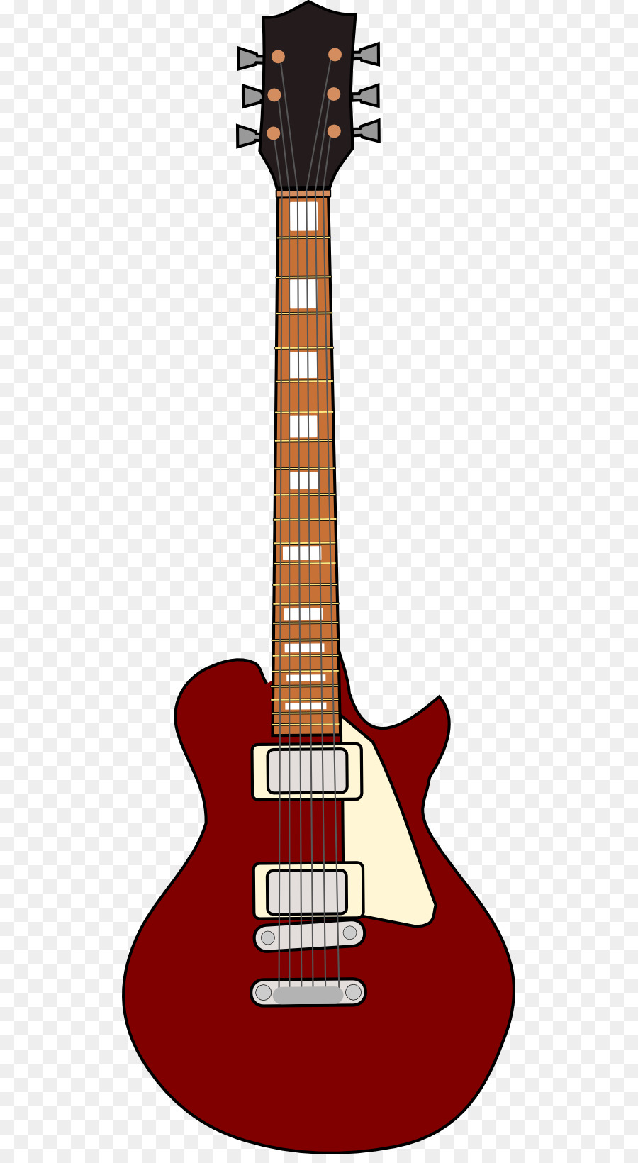 Gibson Les Paul Studio Guitar Clip art.