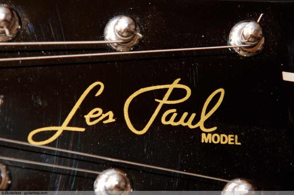 Identify a Fake Gibson Les Paul.