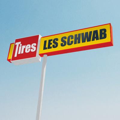 Les Schwab Tire Centers.