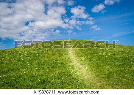 Stock Photography of The Road Less Traveled k19878711.