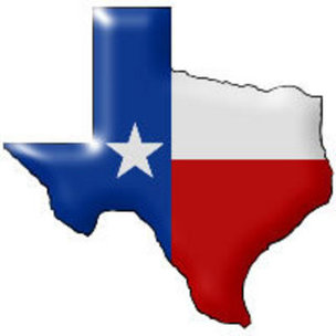 TEXAS IMAGE OUTLINE   Texas Less Traveled Travel Blog Clipart.