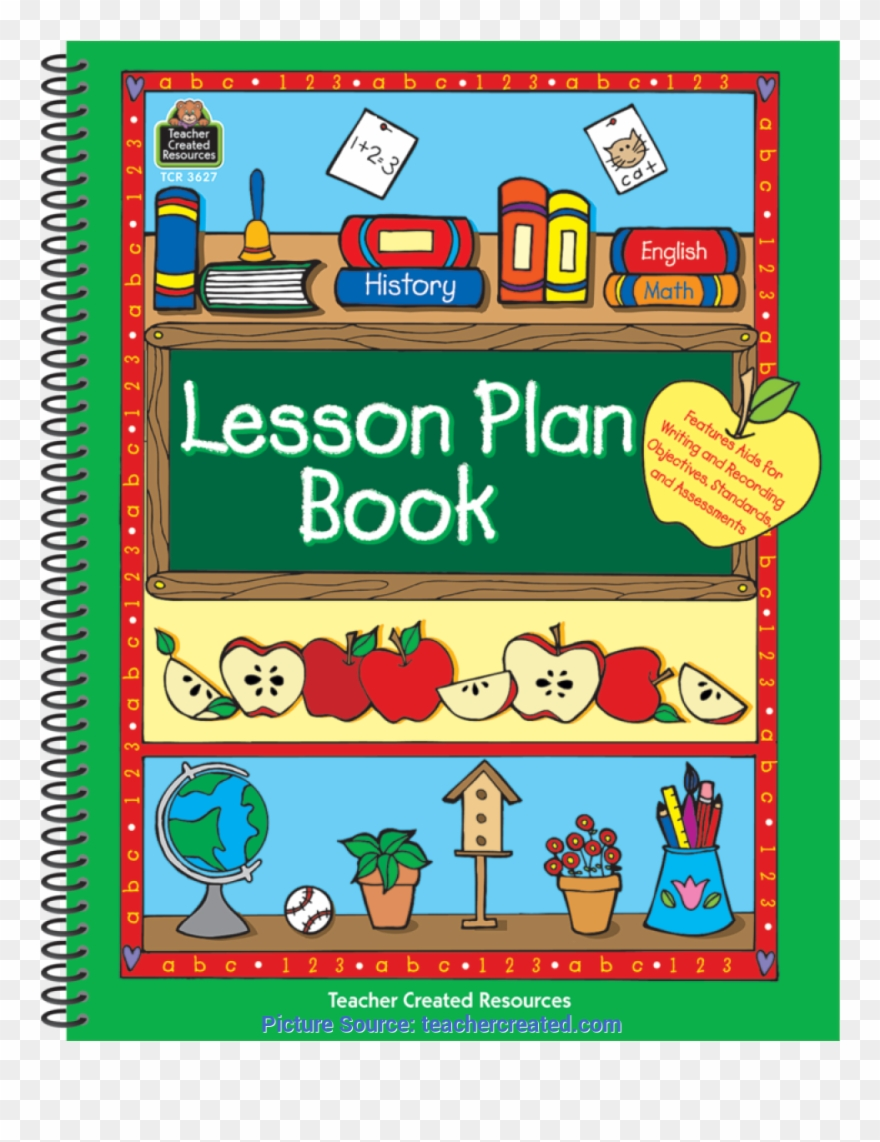 Regular Lesson Plan Book Lesson Plan Book.