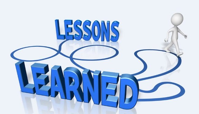 The Effective Way To Getting Better Lessons Learned.