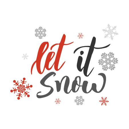 1,033 Let It Snow Stock Illustrations, Cliparts And Royalty.