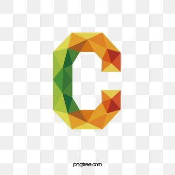 Letra C PNG Images.