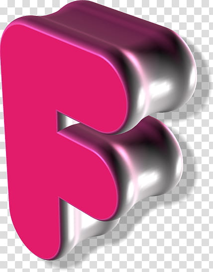 Letras D parte transparent background PNG clipart.