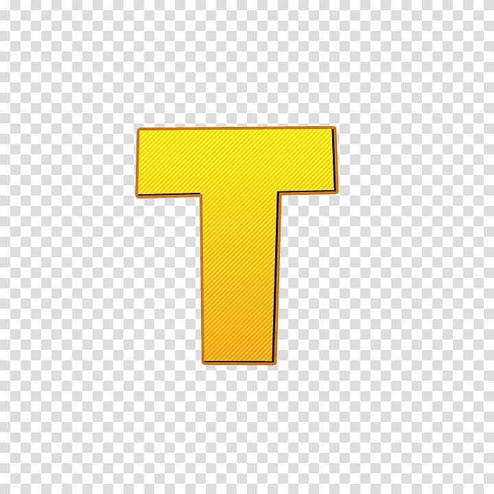 Fonts Letras mundo gaturro , yellow t illustration.