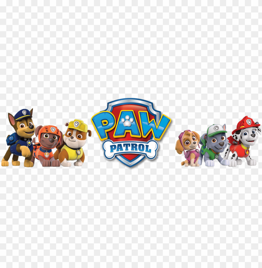 awpatrol logo dogs clipart paw patrol png.