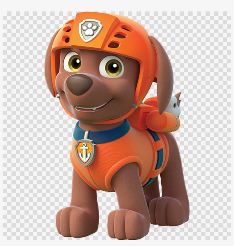Paw Patrol Clipart Puppy Orange Product Transparent.