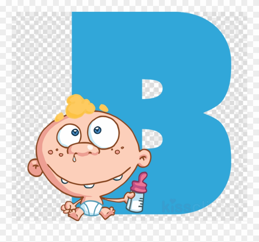 B Letter Cartoon Clipart Cartoon Alphabet.