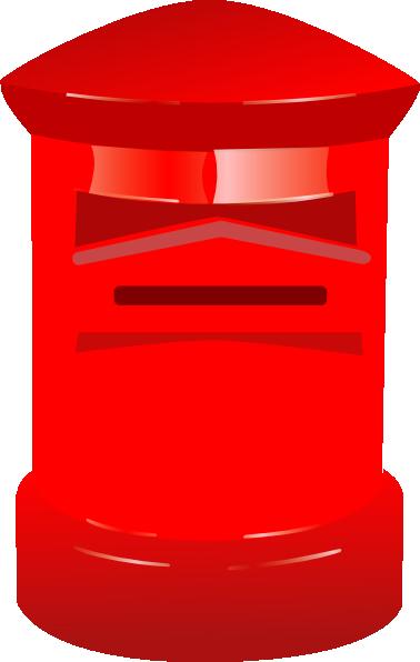 Letter box clipart.