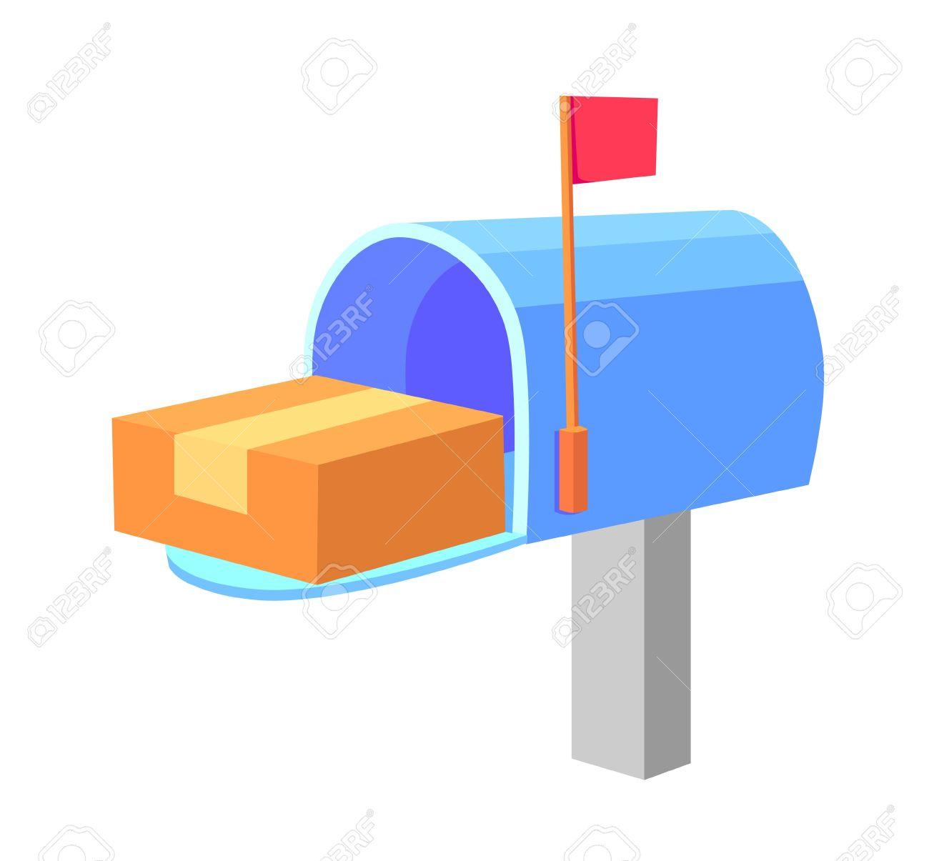 Showing post & media for Cartoon letter box clip art.