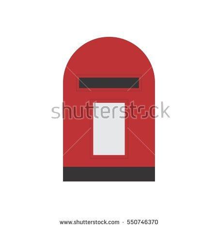 Postbox Stock Photos, Royalty.
