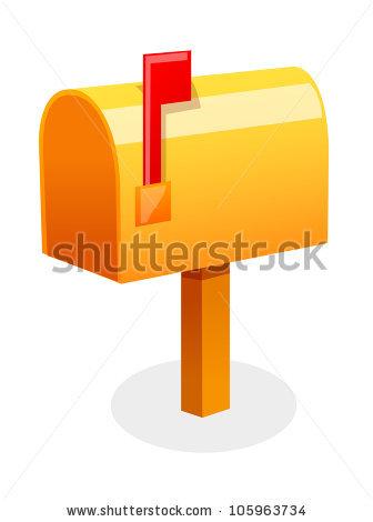 Mail Box Vector Stock Photos, Royalty.