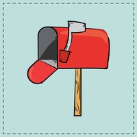 Letter Letters Box Boxes Pole Poles Home Homes Post Posts Mailbox.