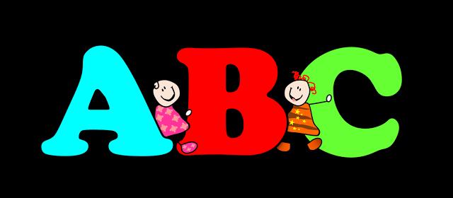 Abc Letter Clipart.