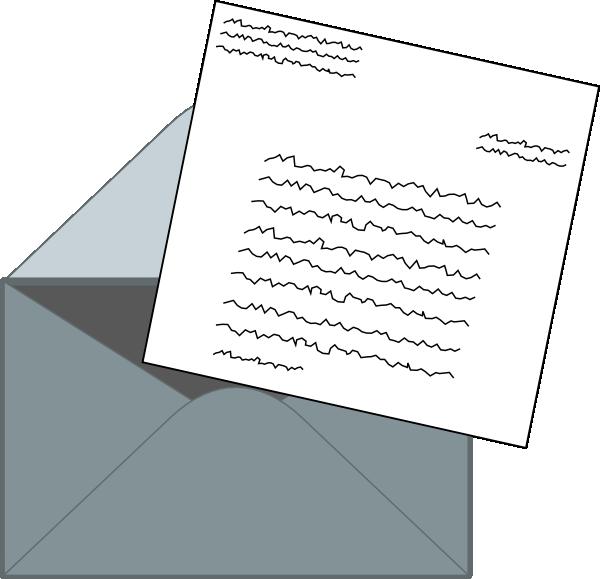Letter Clipart Images.