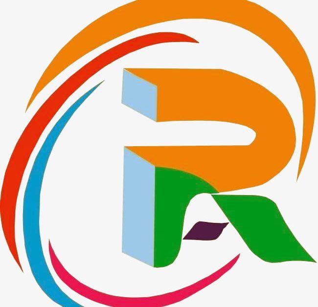 R Letter Logo PNG, Clipart, Design, Letter Clipart, Letters.