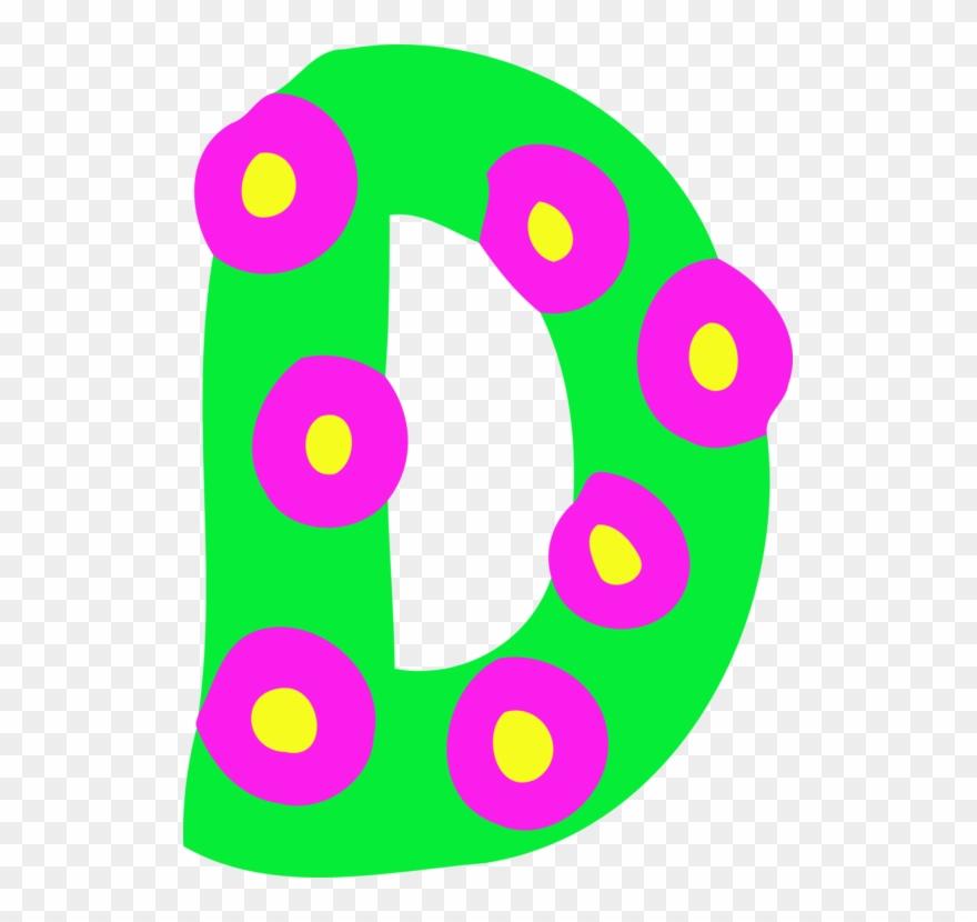 Alphabet Letter Case D Typography.