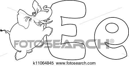 Letter e clipart black and white 2 » Clipart Portal.