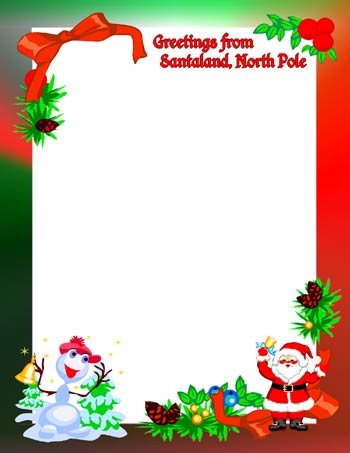 Free Santa Letter Cliparts, Download Free Clip Art, Free.
