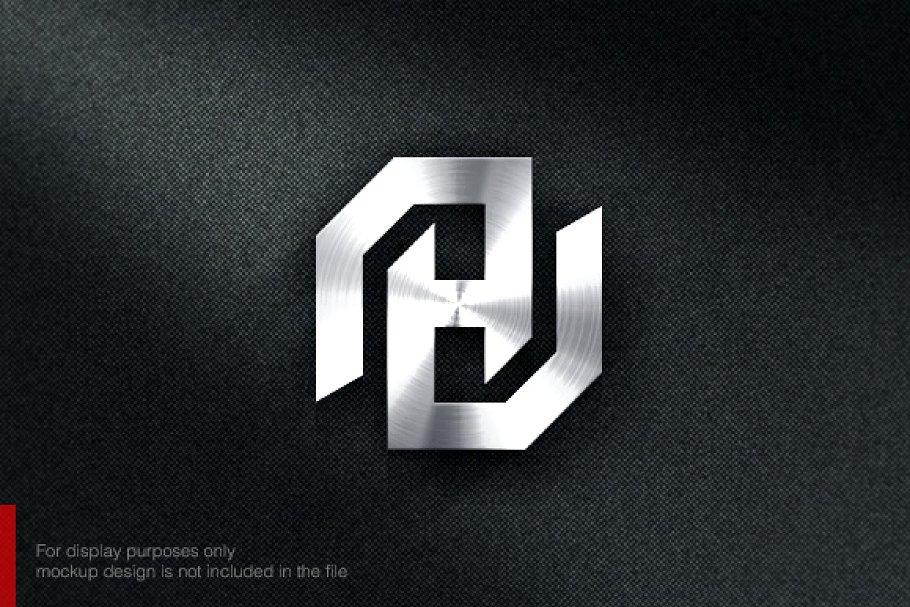 Letter H Logo.