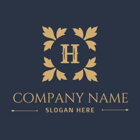 Free H Logo Designs.