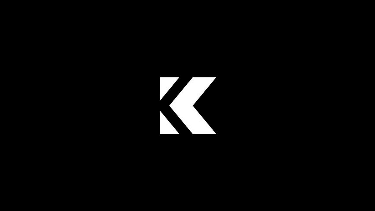 Letter K Logo Designs Speedart [ 10 in 1 ] A.