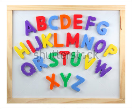 20+ Nursery Alphabet Letters.