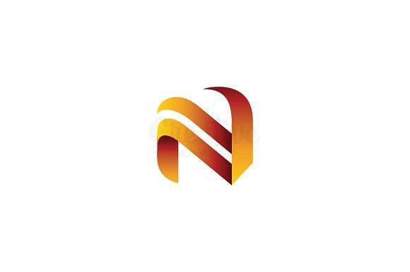 Letter n Logos.