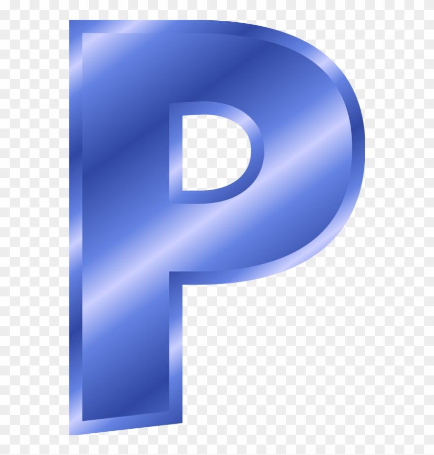 Alphabet Letter P.