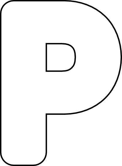 Free Letter P, Download Free Clip Art, Free Clip Art on.