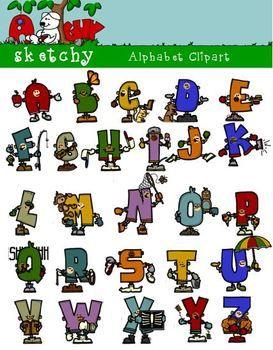 People Clipart Alphabet Letter: best transparent & png.
