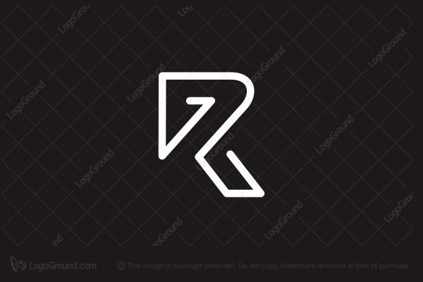 Exclusive Logo 186019, Letter R Logo.