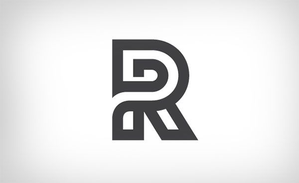 20 Modern Letter Styles in Alphabet Logo Designs for.