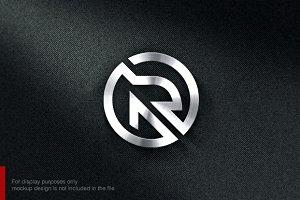 Letter R Logo.