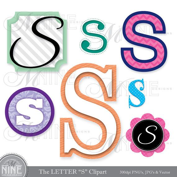 S Image Clipart.
