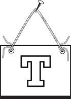 Black and White Alphabet Clipart.