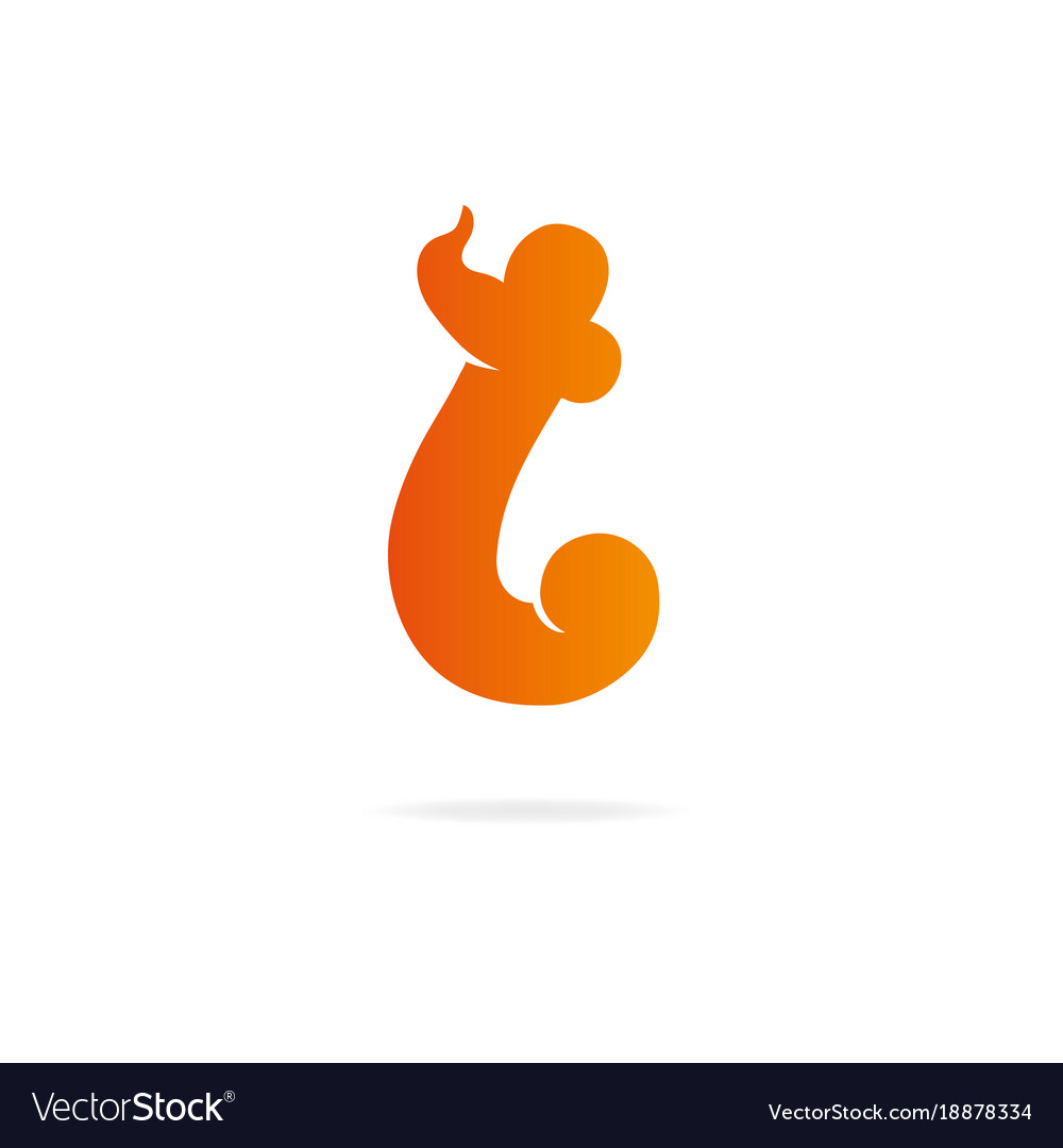 Letter t logo design template elements.
