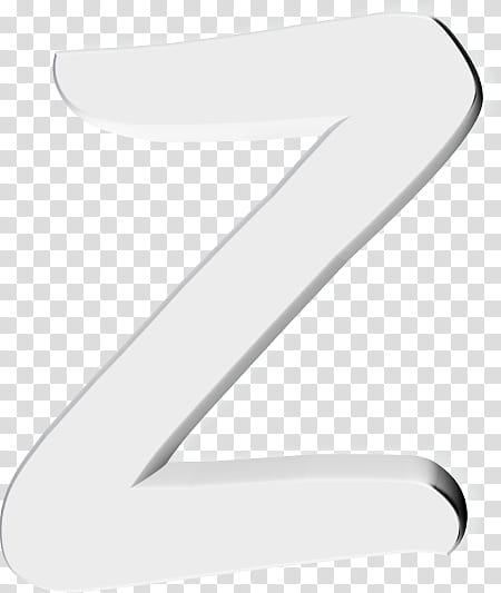 Text D Resources, white letter Z text transparent background.