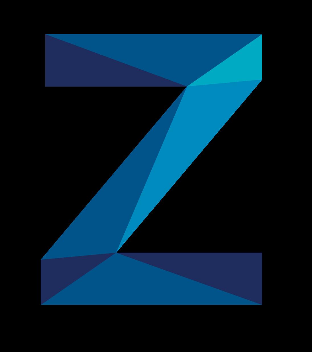 Letter Z PNG Image.
