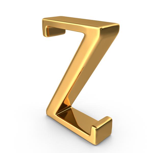 Gold Capital Letter Z PNG Images & PSDs for Download.
