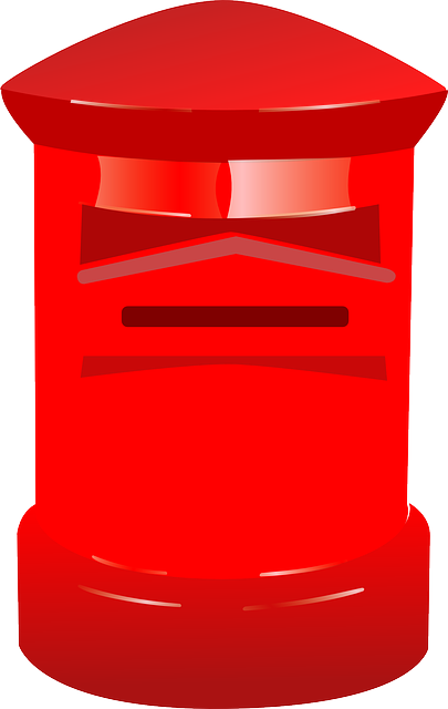 Free vector graphic: Letterbox, Postbox, Red, Letter Box.
